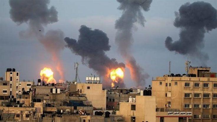 İsrail'in Filistinlilere Yönelik Saldırılarında Can Kaybı 69'a Ulaştı, 400'ü Aşkın Da Yaralı