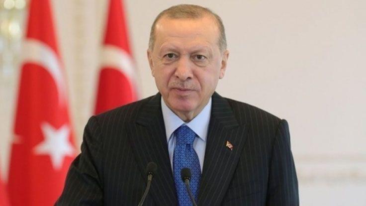 Cumhurbaşkanı Erdoğan Esnaftan Helallik İstedi