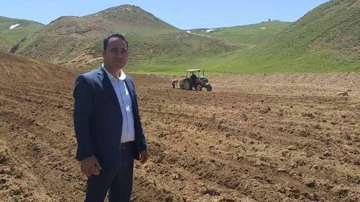 Çaldıran Ziraat Odası Başkanı Ertopçu'dan 'Dünya Çiftçiler Günü' Mesajı