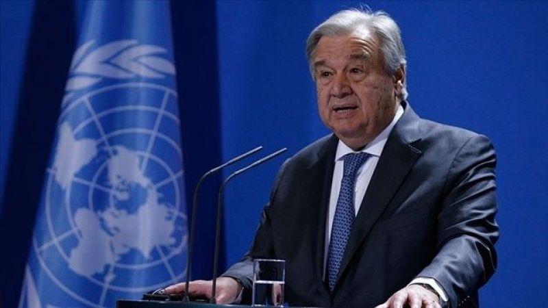 Birleşmiş Milletler'den İsrail ve Filistin'e Çağrı