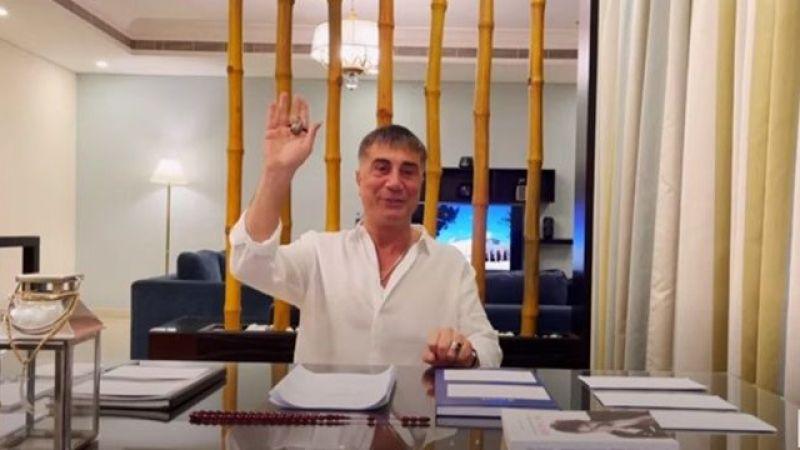 Sedat Peker 5. Videosunda, Ağar'a Offshore Hesaplarını Sordu