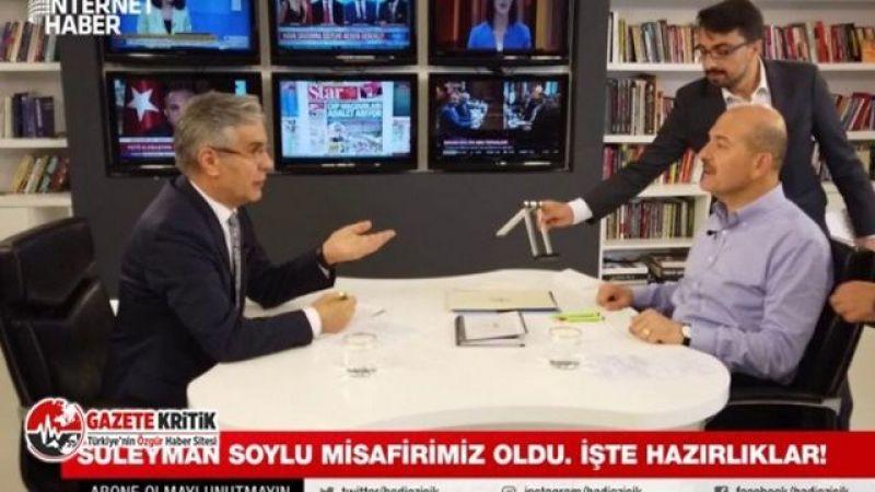 """Soylu Bana 'Hadi Ağa' der. Güzel Maaş Verdi, Makam Verdi"""