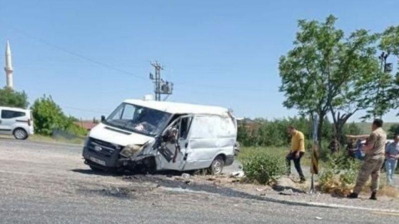 Diyarbakır'da Korkunç Kaza: Ölü ve Yaralılar Var
