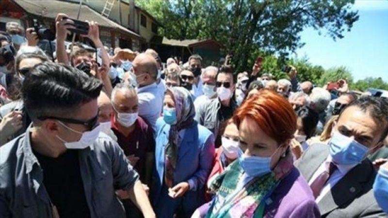 Protesto Edilen Meral Akşener'den İlk Açıklama