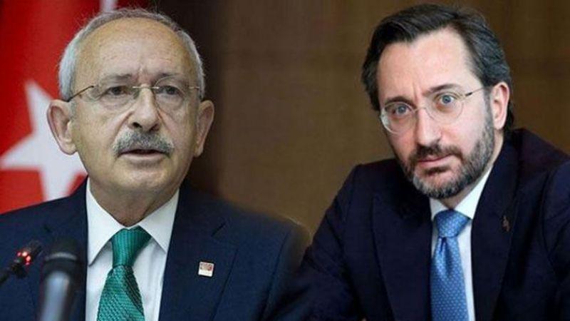 Fahrettin Altun, Kılıçdaroğlu'nun Sözlerini Yanlış Anladı