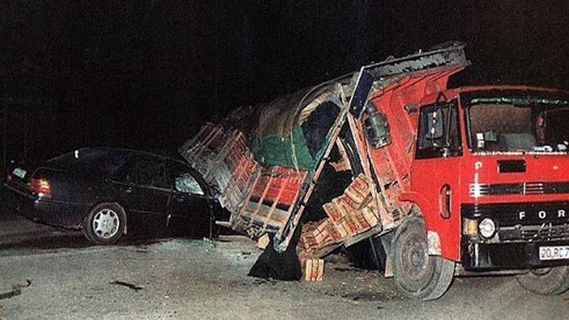 Susurluk Kazasını Yapan Şoför Konuştu