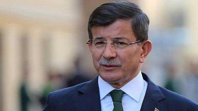 Davutoğlu: Yıldırım, Soylu Ve Albayrak Bana Kumpas Kurdu