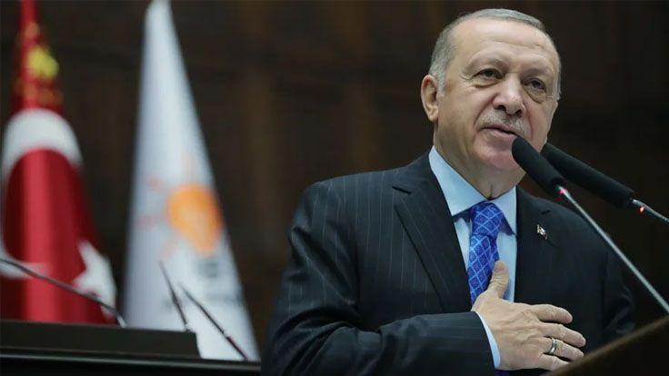 Erdoğan'dan Soylu Açıklaması