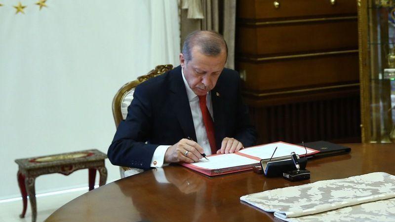 Erdoğan 4 İsmi HSK Üyeliğine Seçti