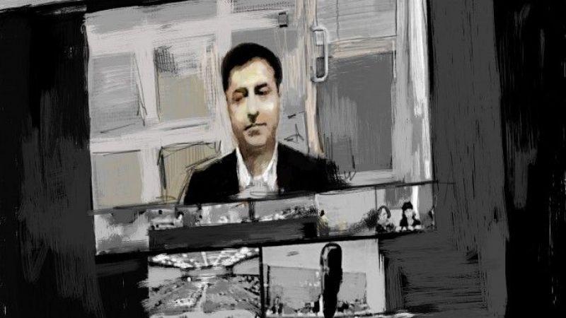 Demirtaş'a 2 Yıl 6 Ay Ceza