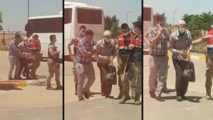 83 Yaşındaki Ağır Hasta Tutuklu Özkan: Ellerim Kelepçeden Hiç Ayrılmıyor