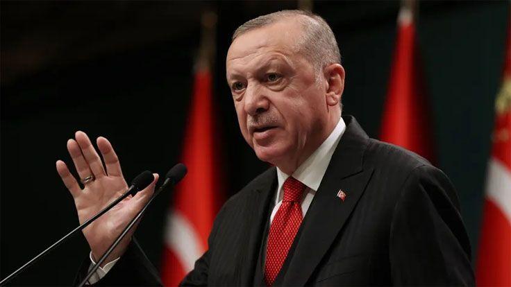 Biden Görüşmesi Sonrasında Erdoğan'dan Açıklama