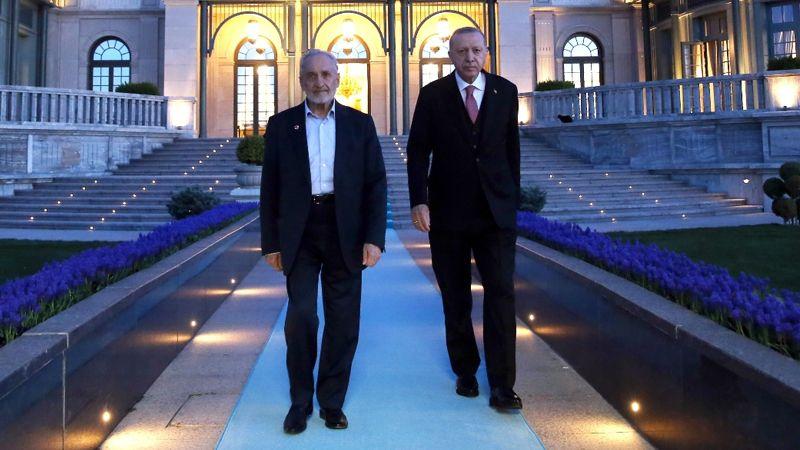 Oğuzhan Asiltürk, Saadet'in AKP'nin Yanına Geçmesi için Düğmeye Bastı