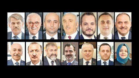 Erdoğan'ın maaşını geride bırakanlar var: İşte çift maaş alan bürokratlar!