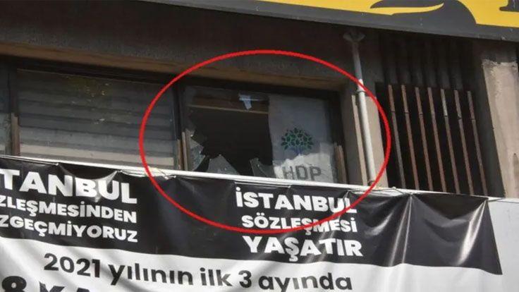 HDP İzmir İl Binasına Saldırı: Parti Üyesi Deniz Poyraz Öldürüldü