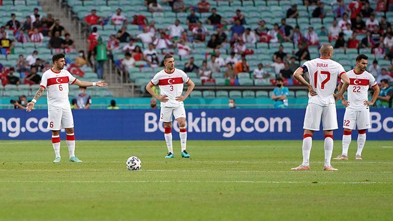 "EURO 2020'de ""0"" Çeken A Milli Takım, Turnuvaya Veda Etti"