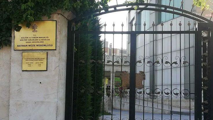 Batman Müzesi'ndeki Altın Sikkeler Kayıp