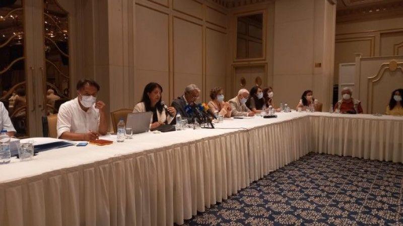 HDP Eş Genel Başkanları Hukukçularla Bir Araya Geldi