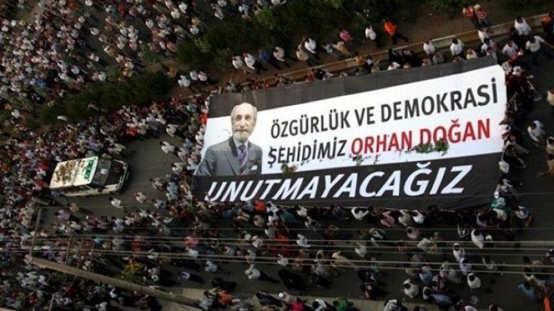 Türkiye'nin Barış Adına Büyük Kaybı Orhan Doğan