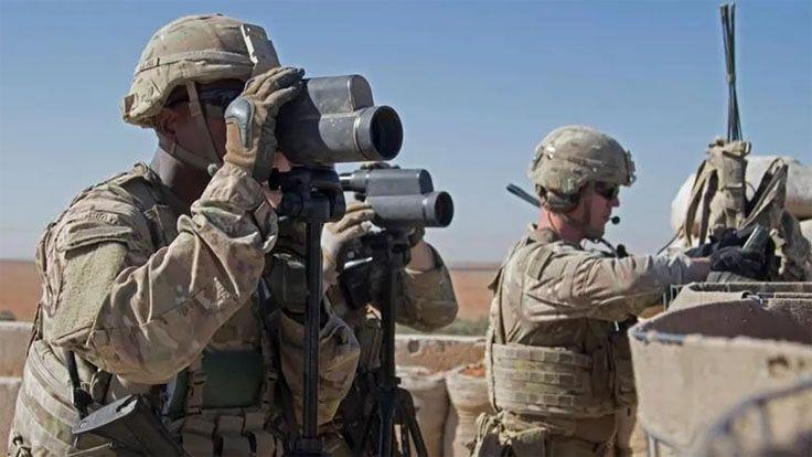 Suriye'deki ABD Askerlerine Saldırı Düzenlendi