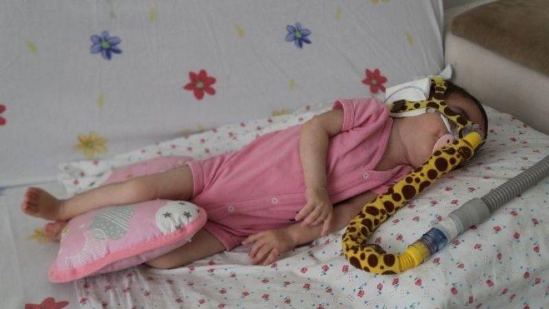 SMA Hastası Zümra Bebek Dayanışma Bekliyor