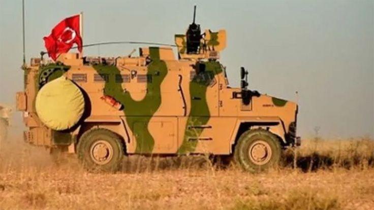 MSB: Fırat Kalkanı Bölgesi'nde Askeri Araca Saldırı Düzenlendi, İki Asker Şehit