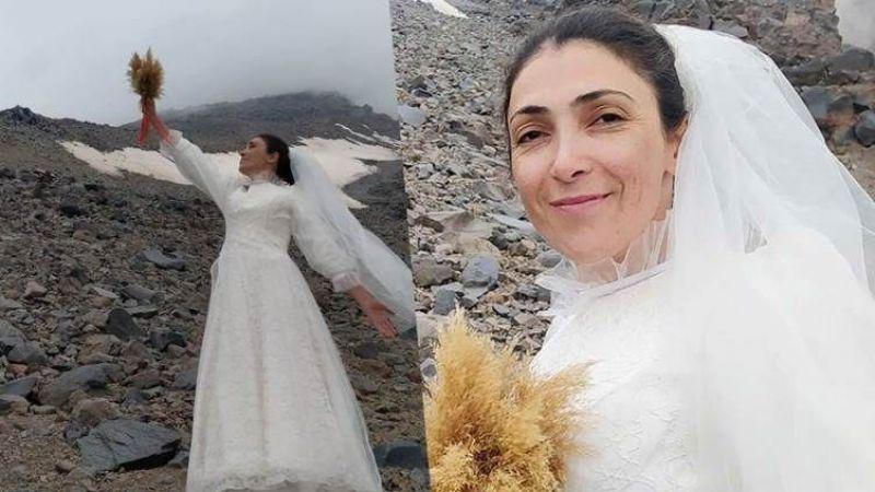 Dağcı Kadın Ağrı Dağı İle Evlendi