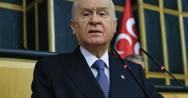 Devlet Bahçeli: Türkiye'nin Cumhur İttifakı'na İhtiyacı Var