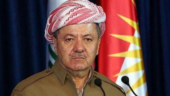Mesut Barzani'den Enfal Mesajı