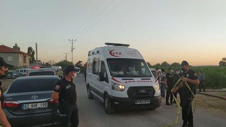Konya Katliamında 10 Kişi Gözaltına Alındı