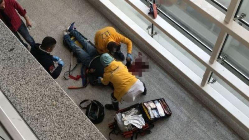 Van'da Kan Donduran Olay! Bir Anne  3 Çocuğunu 3. Kattan Attı, Ardından Kendisi Atladı