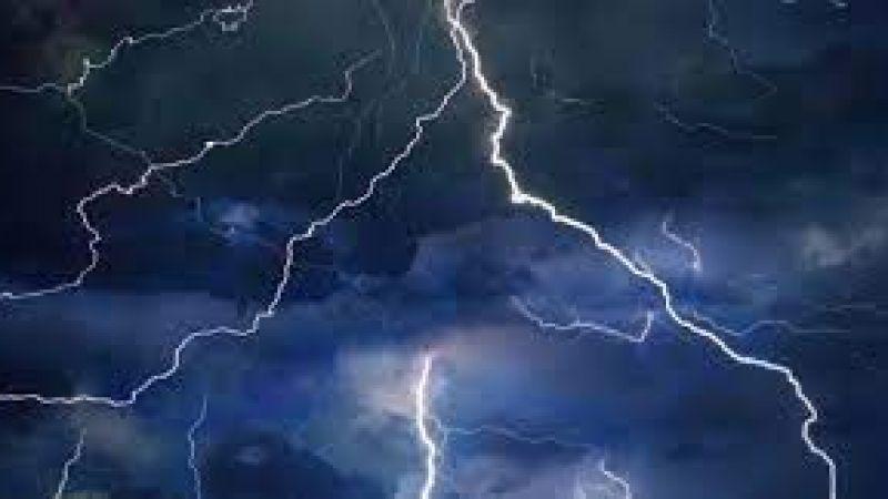 Özalp'ta Yıldırım Düştü: 1 Ölü