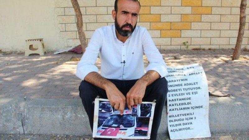 Emine Şenyaşar Nöbete Katılamadı: Annem Bu Zulmü Artık Kaldıramıyor