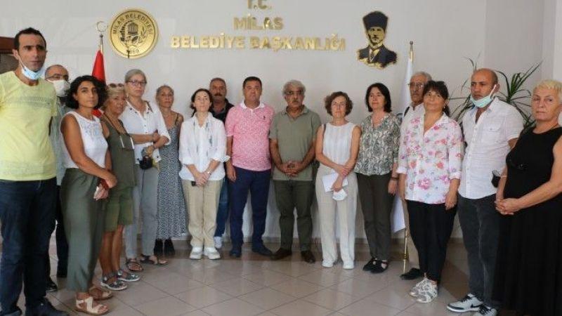 Sancar Milas'ta: Yönetim Felaketi Yaşanıyor