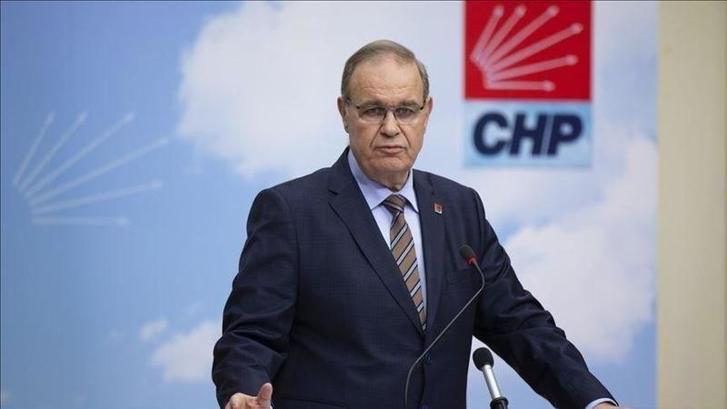 """CHP'den """"Mehmet Şimşek"""" Açıklaması"""