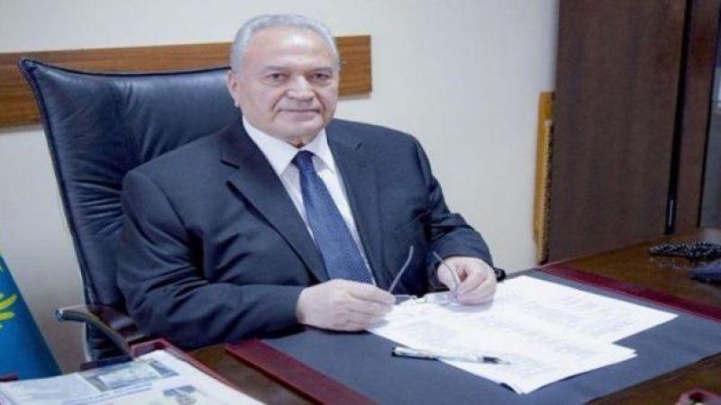 Kazakistan Kürt Birliği Başkanı Vefat Etti