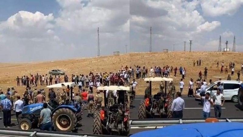 DEDAŞ Protestosunda Çiftçilere Gözaltı