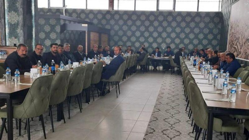 Çaldıran Ziraat Odası Başkanı Nesim Ertopçu'dan Kuraklık Açıklaması