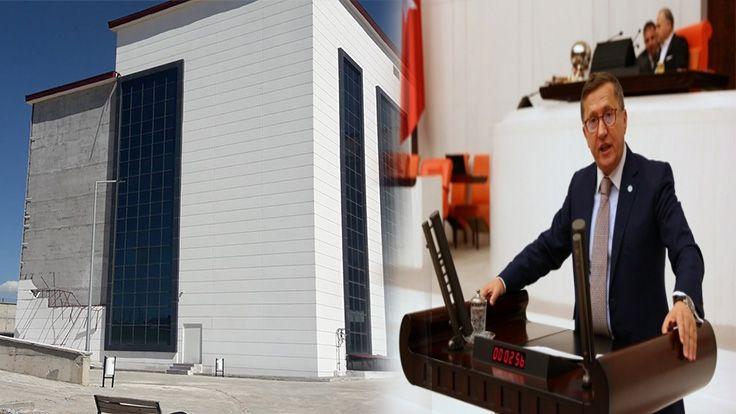 İYİ Parti Kocaeli Milletvekili Lütfi Türkkan Çaldıran Devlet Hastanesini Sordu: Ne Zaman Bitecek!