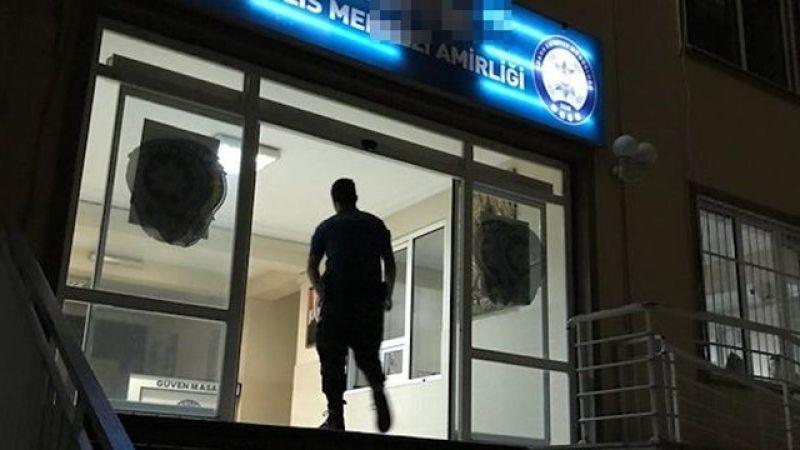 """""""Avukata Saldıran Kişinin Hakim Ağabeyi Karakolu Bastı"""""""