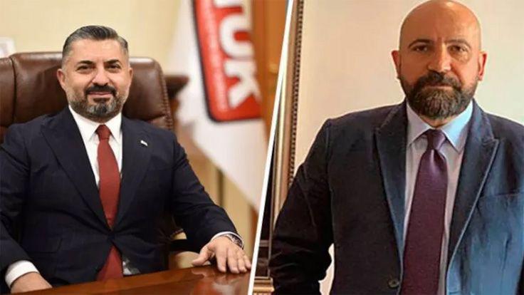 RTÜK Başkanı Şahin, RTÜK Üyesi Taşçı'yı Toplantıdan Çıkarttı