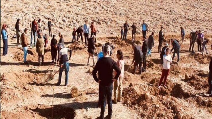 36 Yıl Sonra Köyüne Dönüp 'Yeniden Ve Yerinden İnşa Hareketi' Başlattı