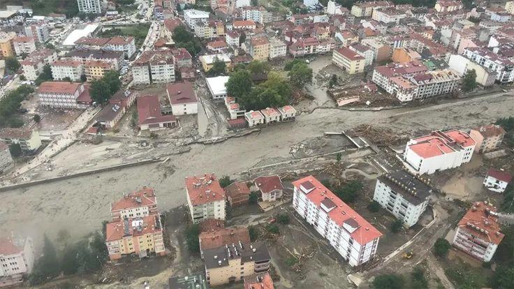 Kastamonu Ve Sinop'taki Selde Ölü Sayısı 27'ye Yükseldi, 1 Kişi Kayıp