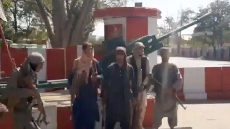 Taliban, Kabil'e 70 Kilometre Uzaklıktaki Pul-İ Alem'i Ele Geçirdi