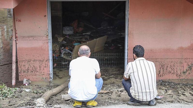 Sel Felaketinde Yaşamını Yitirenlerin Sayısı 40'a Yükseldi