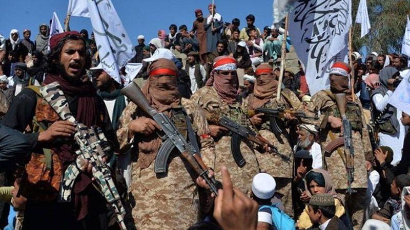 Afganistan İçişleri Bakanlığı:Taliban Kabil'e Her Yönden Girmeye Başladı