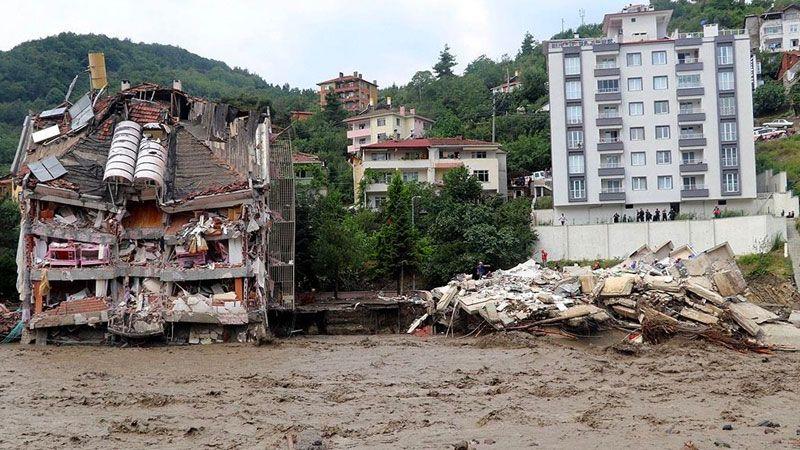 Sel Felaketinde Yaşamını Yitirenlerin Sayısı 59'a Yükseldi