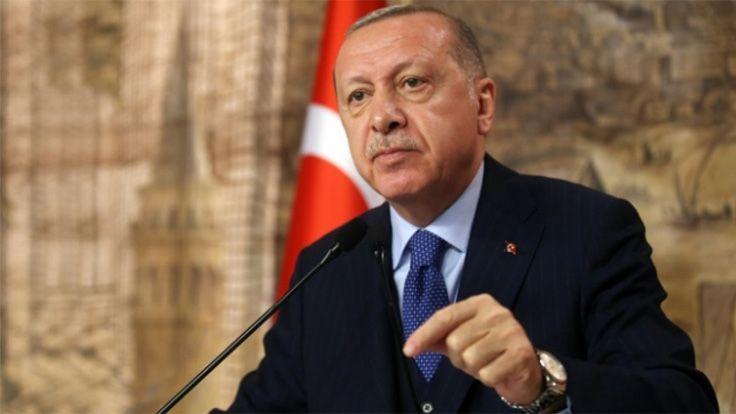 Erdoğan'dan Van Sınırına İlişkin Açıklama