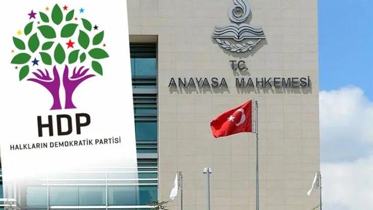 Ek Süre Verilmezse HDP'nin İlk Savunması 7 Eylül'de