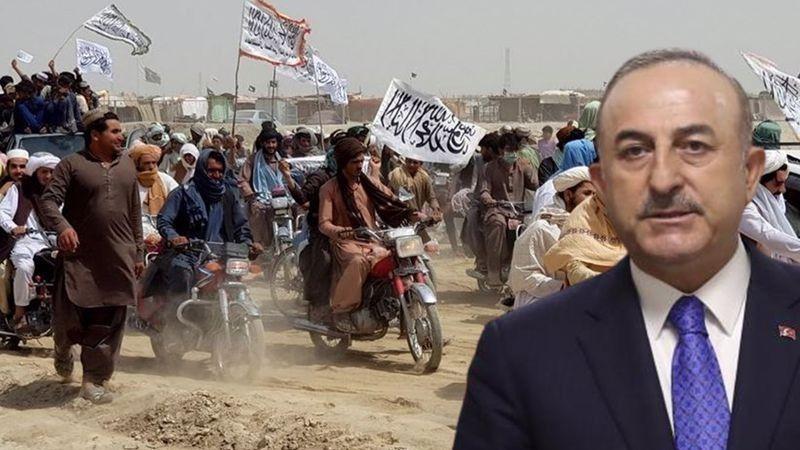 Çavuşoğlu: Taliban İle Diyalogdayız, Mesajlarını Olumlu Karşılıyoruz